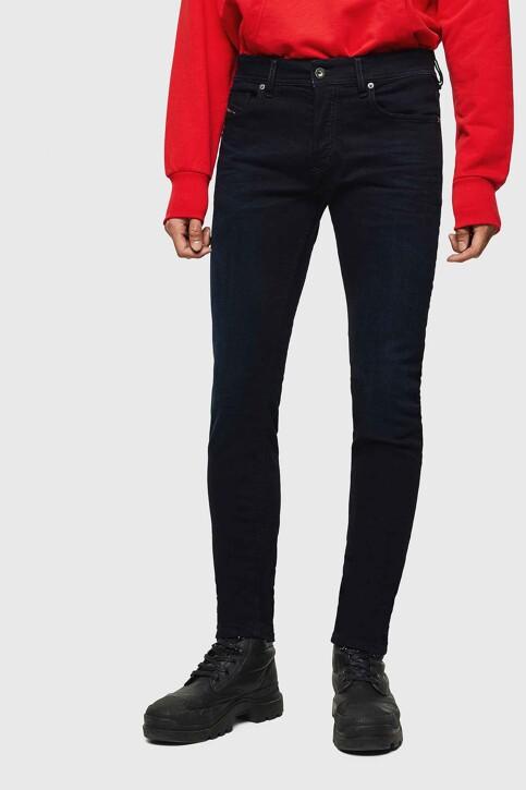 DIESEL Jeans skinny denim 00SWJF0095X_0095X BLUE BLAC img1