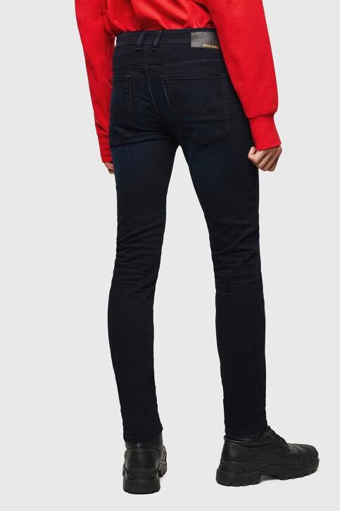 DIESEL Jeans skinny denim 00SWJF0095X_0095X BLUE BLAC img2