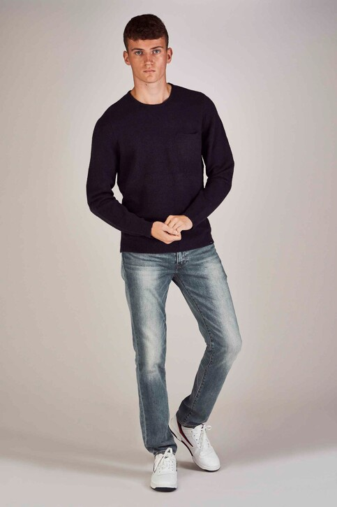 Levi's® Jeans slim denim 045113407_3407 AEGEAN ADA img2