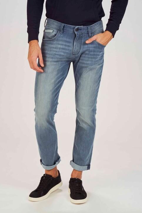 TOM TAILOR Jeans slim denim 1007866_10137 DARK INDI img1
