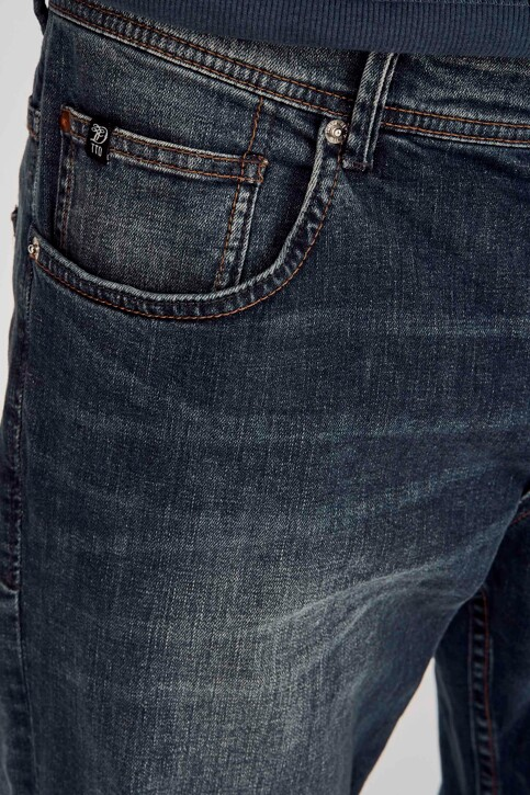 TOM TAILOR Jeans straight denim 1008286_10281 MID BLUE img4