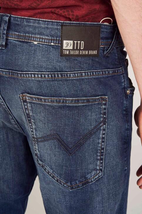 TOM TAILOR Jeans straight denim 1008286_10281 MID BLUE img5
