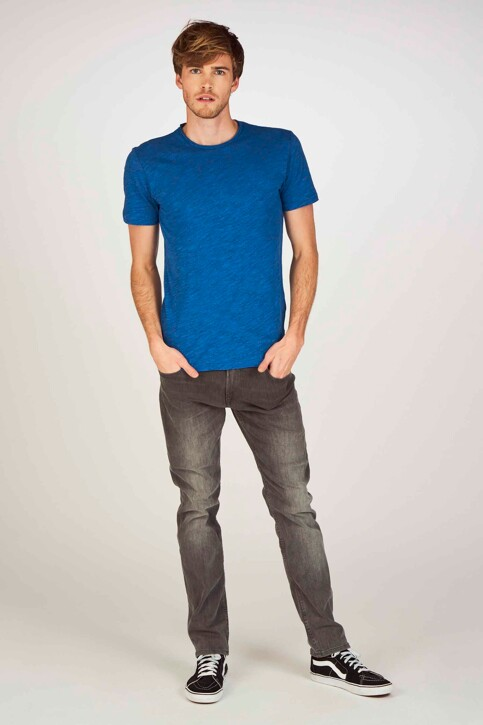 TOM TAILOR Jeans straight grijs 1008297_10210 MID GREY img2
