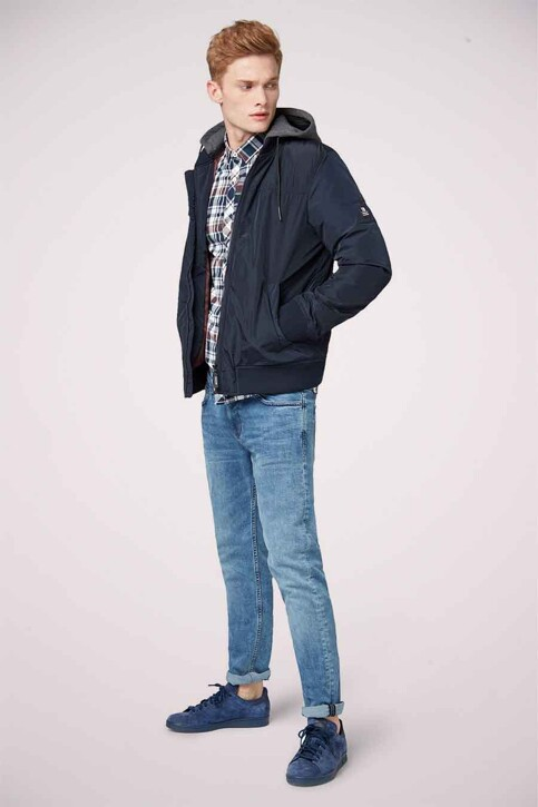 TOM TAILOR Jeans slim denim 1008446_10280 LIGHT BLU img1