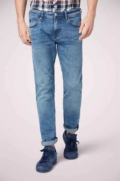 TOM TAILOR Jeans slim denim 1008446_10280 LIGHT BLU img3