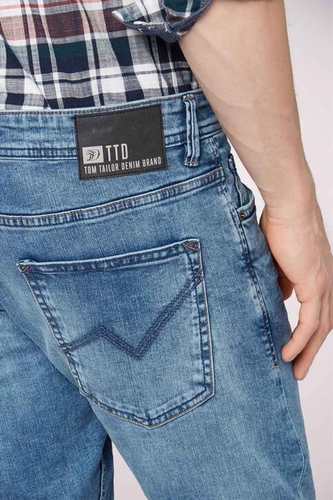 TOM TAILOR Jeans slim denim 1008446_10280 LIGHT BLU img6