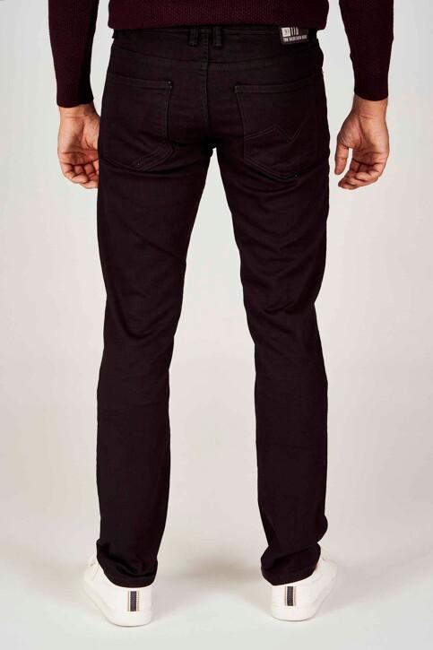 TOM TAILOR Jeans slim zwart 1008451_10240 BLACK DEN img2