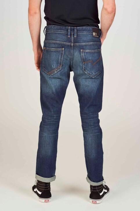 TOM TAILOR Jeans tapered denim 1008459_10136 DARK BLUE img3