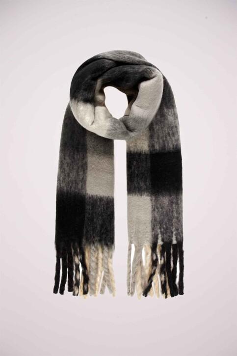 VERO MODA® Wintersjaals grijs 10182789_ASH COMB img2
