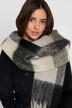VERO MODA® Wintersjaals grijs 10182789_ASH COMB img3
