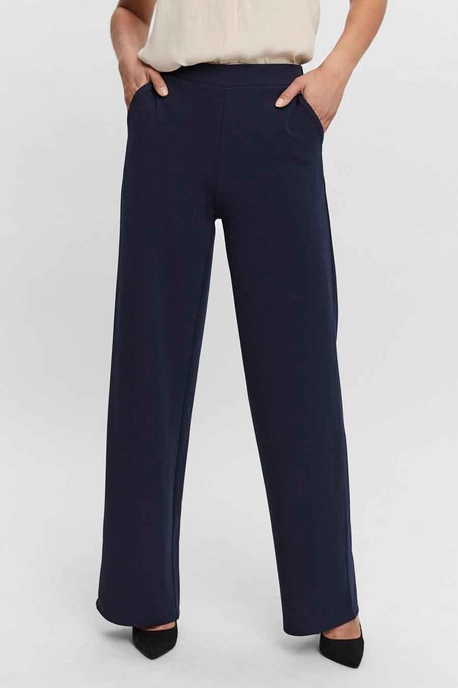 Vero Moda® Broek, Blauw, Dames, Maat: XL