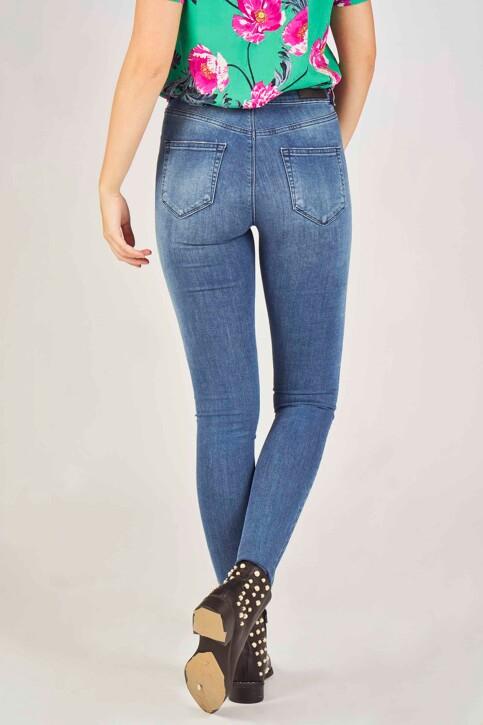 VERO MODA® Jeans skinny denim 10207140_MEDIUM BLUE DEN img3