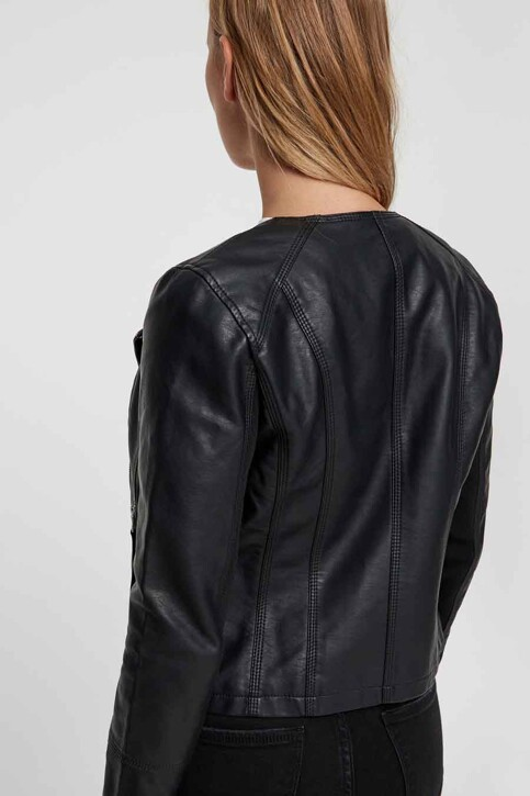 VERO MODA® Vestes courtes noir 10211420_BLACK img5