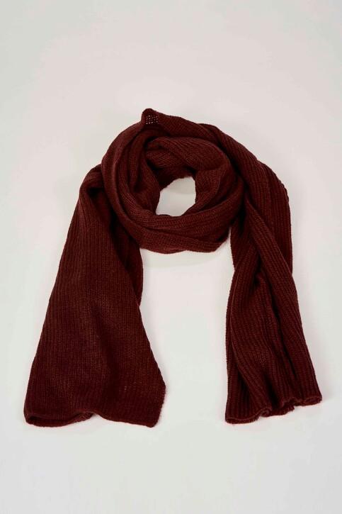 VERO MODA® Wintersjaals paars 10215736_PORT ROYALE img1