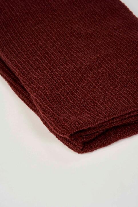 VERO MODA® Wintersjaals paars 10215736_PORT ROYALE img2