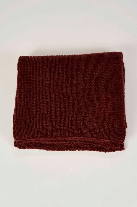 VERO MODA® Wintersjaals paars 10215736_PORT ROYALE img3