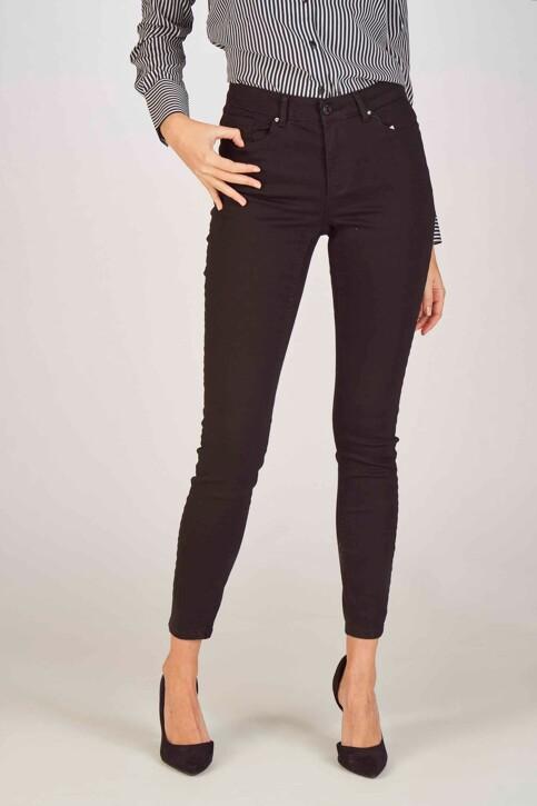 VERO MODA® Jeans skinny zwart 10216272_BLACK img1