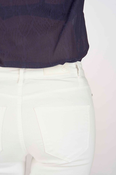 VERO MODA® Jeans skinny blanc 10216272_BRIGHT WHITE img4