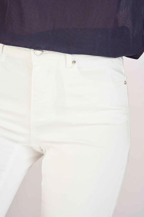 VERO MODA® Jeans skinny blanc 10216272_BRIGHT WHITE img5