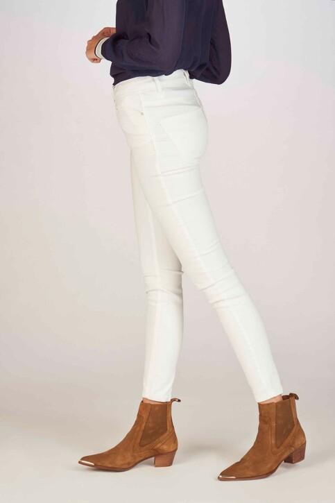 VERO MODA® Jeans skinny blanc 10216272_BRIGHT WHITE img6