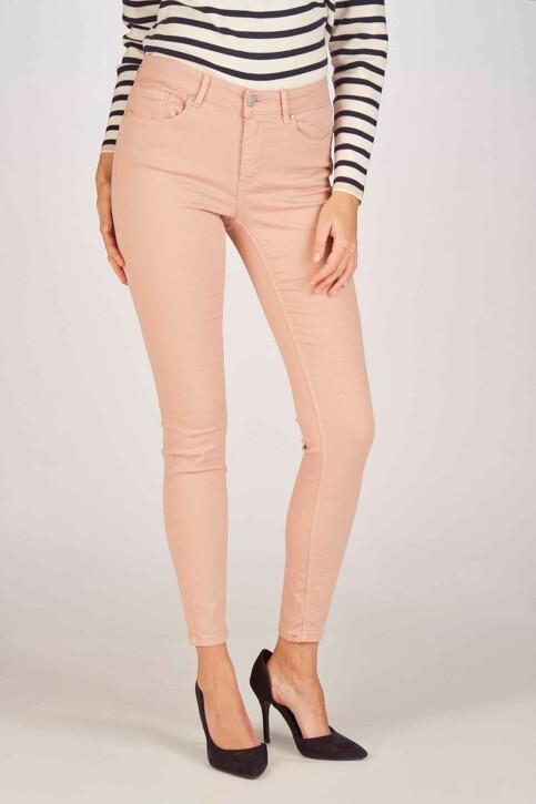 VERO MODA® Jeans skinny roze 10216272_MISTY ROSE img1