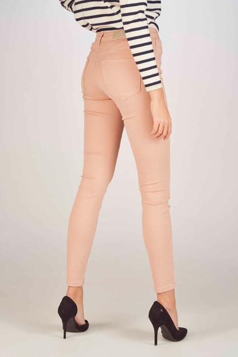VERO MODA® Jeans skinny roze 10216272_MISTY ROSE img3