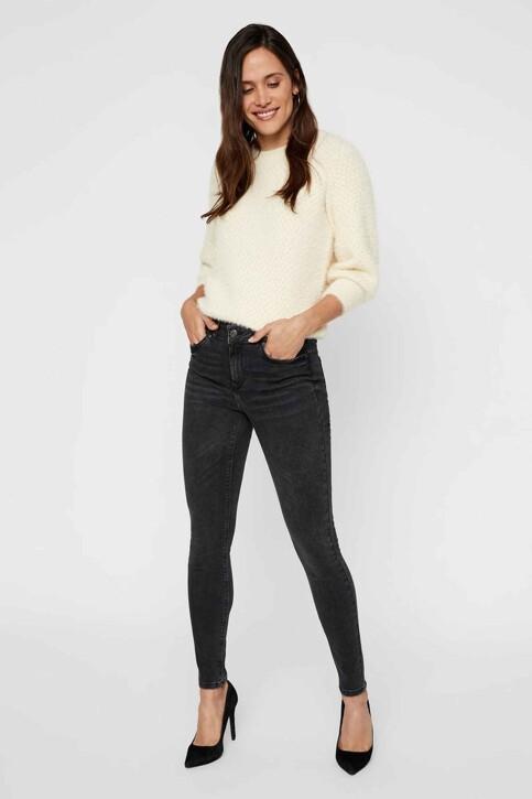 VERO MODA® Jeans skinny noir 10217480_BLACK img1