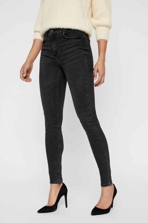 VERO MODA® Jeans skinny noir 10217480_BLACK img2