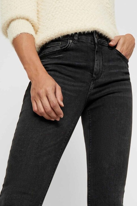 VERO MODA® Jeans skinny noir 10217480_BLACK img4