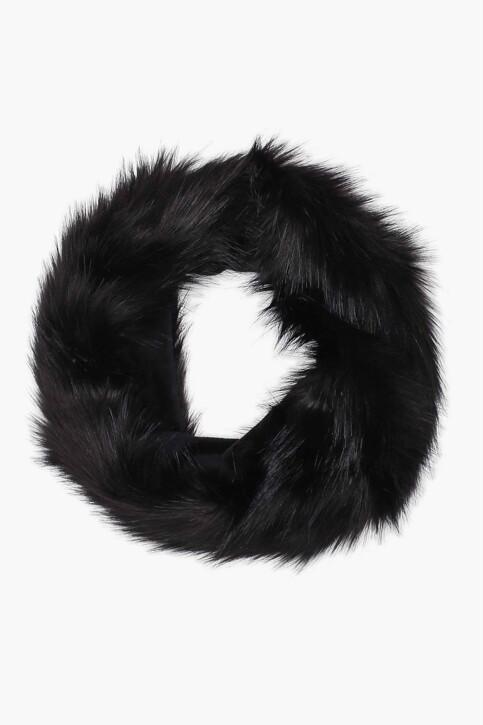 VERO MODA® Wintersjaals zwart 10217635_BLACK img1