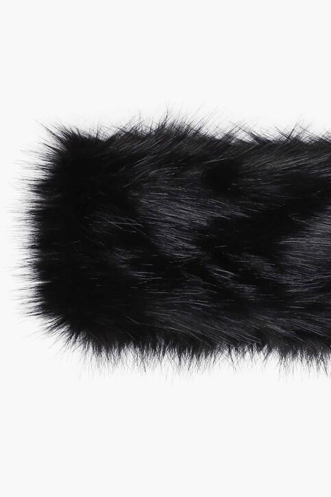 VERO MODA® Wintersjaals zwart 10217635_BLACK img2