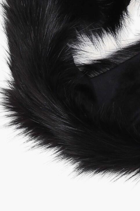 VERO MODA® Wintersjaals zwart 10217635_BLACK img3
