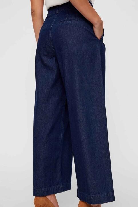 VERO MODA® Jeans wide denim 10217707_DARK BLUE DENIM img4