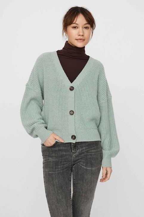 VERO MODA® Cardigans groen 10243769_JADEITE img1