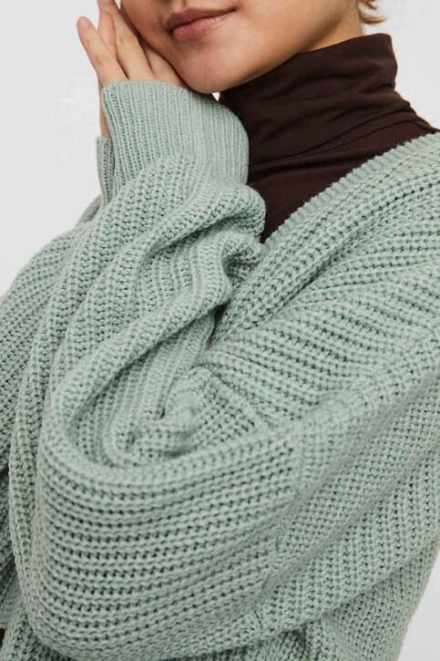 VERO MODA® Cardigans groen 10243769_JADEITE img3