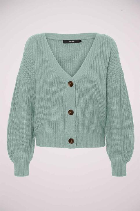 VERO MODA® Cardigans groen 10243769_JADEITE img5