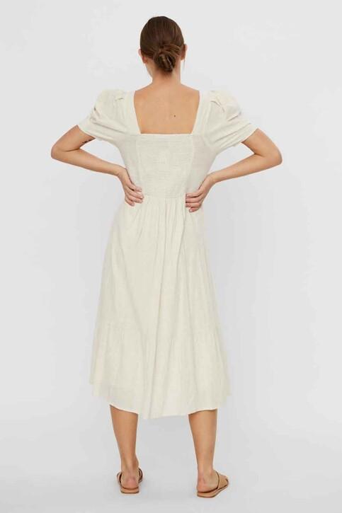 VERO MODA® Robes longues beige 10244785_BIRCH img2