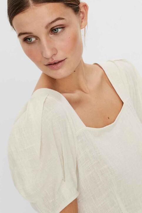 VERO MODA® Robes longues beige 10244785_BIRCH img3