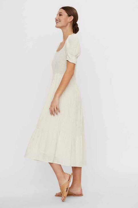 VERO MODA® Robes longues beige 10244785_BIRCH img4