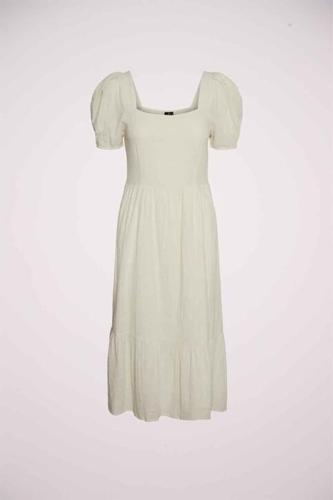 VERO MODA® Robes longues beige 10244785_BIRCH img6