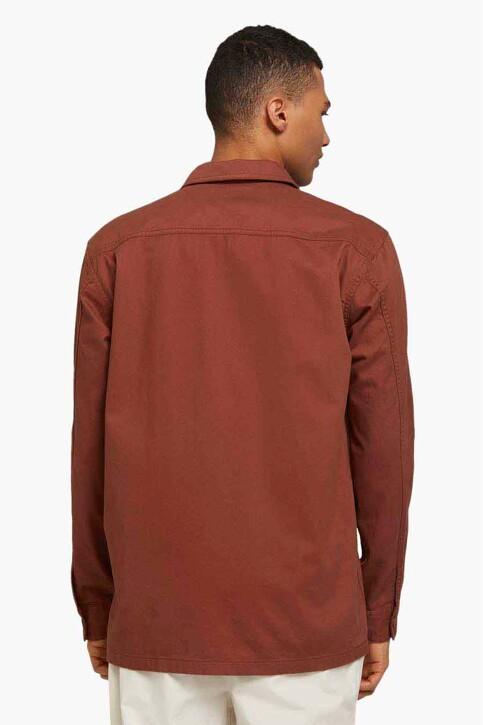 TOM TAILOR Hemden (lange mouwen) oranje 1025475_13054 GOJI ORAN img4