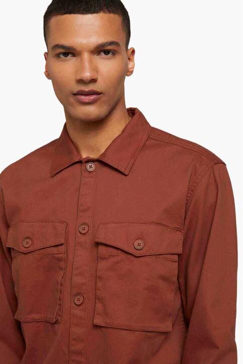 TOM TAILOR Hemden (lange mouwen) oranje 1025475_13054 GOJI ORAN img5
