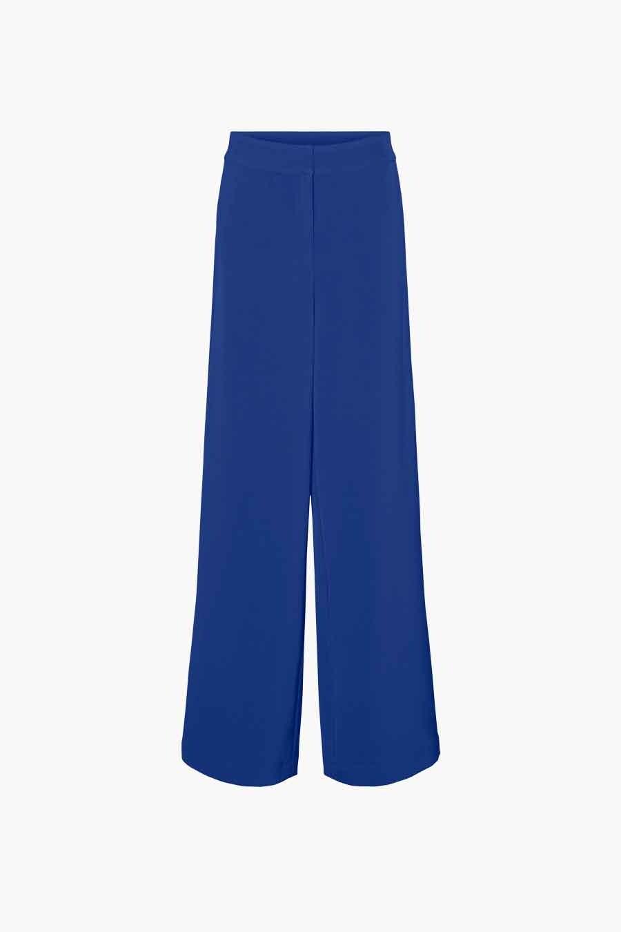 Vero Moda® Broek, Blauw, Dames, Maat: 36/38/42