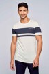 TOM TAILOR T-shirts (manches courtes) beige 1029534_10338 SOFT LIGH img1