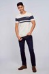 TOM TAILOR T-shirts (manches courtes) beige 1029534_10338 SOFT LIGH img2
