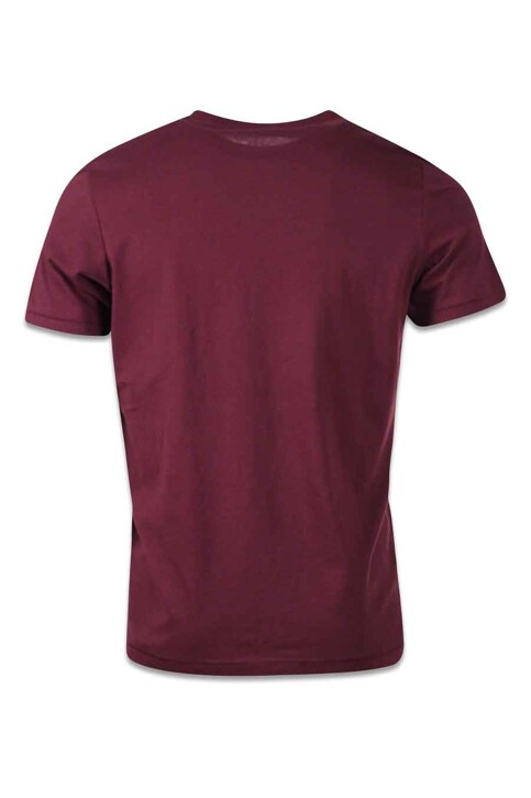 TOM TAILOR T-shirts (manches courtes) rouge 10386870010_4663 ROOD img2