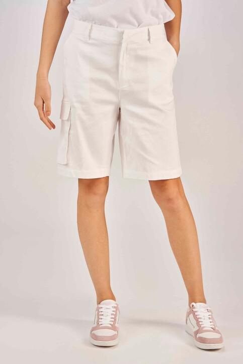 Shorts blanc 11000012060001_0001 WHITE img2