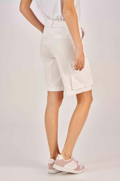 Shorts blanc 11000012060001_0001 WHITE img3
