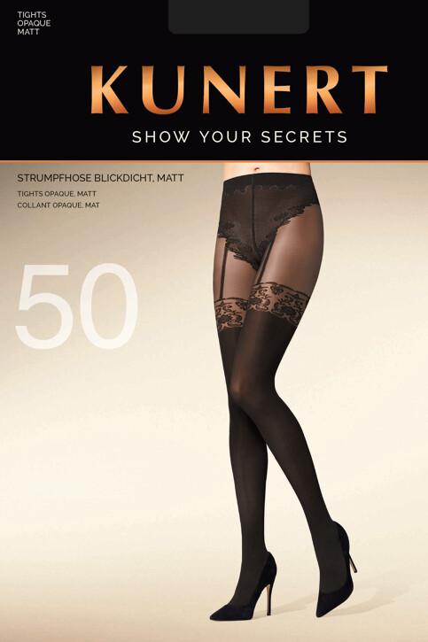 Kunert Collants noir 110359910_10500 BLACK img1
