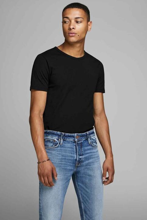 CORE BY JACK & JONES T-shirts (korte mouwen) zwart 12058529_BLACK img1